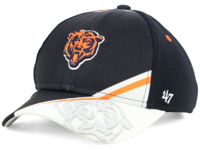 Chicago Bears  47 NFL Kids Visor Shadow Adjustable Cap d271c9e6e011