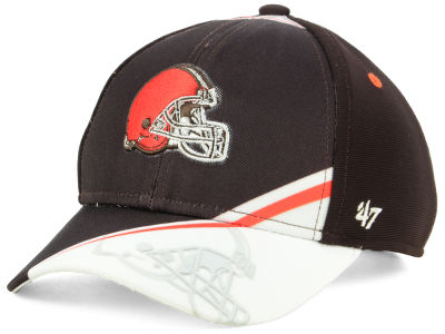 Cleveland Browns '47 NFL Kids Visor Shadow Adjustable Cap