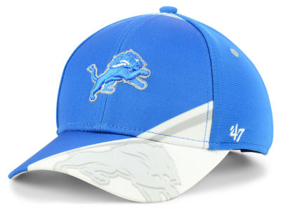 Detroit Lions '47 NFL Kids Visor Shadow Adjustable Cap