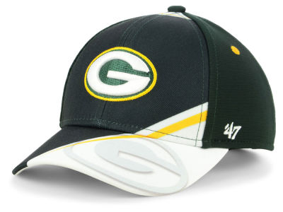 Green Bay Packers '47 NFL Kids Visor Shadow Adjustable Cap