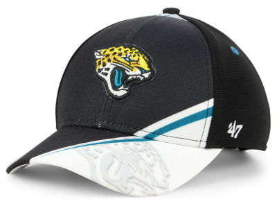 Jacksonville Jaguars '47 NFL Kids Visor Shadow Adjustable Cap