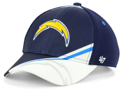 Los Angeles Chargers '47 NFL Kids Visor Shadow Adjustable Cap