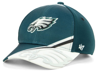 Philadelphia Eagles '47 NFL Kids Visor Shadow Adjustable Cap