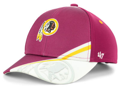 Washington Redskins '47 NFL Kids Visor Shadow Adjustable Cap