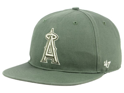 Los Angeles Angels '47 MLB Moss Snapback Cap