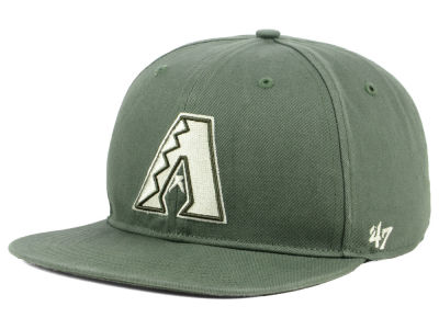 Arizona Diamondbacks '47 MLB Moss Snapback Cap