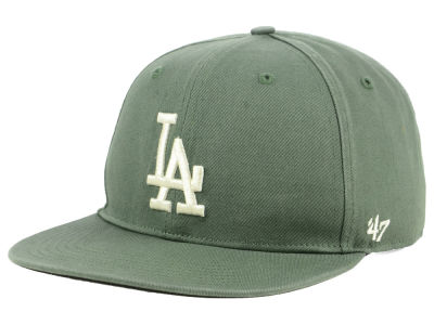 Los Angeles Dodgers '47 MLB Moss Snapback Cap