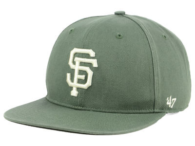 San Francisco Giants '47 MLB Moss Snapback Cap