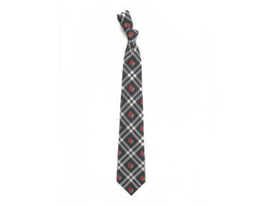 Louisville Cardinals Eagles Wings Rhodes Poly Tie
