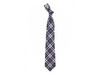New England Patriots Eagles Wings Rhodes Poly Tie
