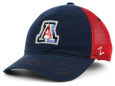 Arizona Wildcats Zephyr NCAA Women's Glimmer Cap