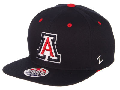 Arizona Wildcats Zephyr NCAA Core Snapback Cap