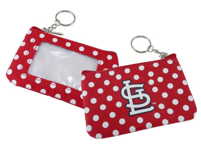 St. Louis Cardinals Aminco Coin ID Purse