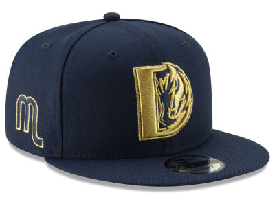 Dallas Mavericks New Era NBA Mishmash 9FIFTY Snapback Cap