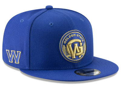 Golden State Warriors New Era NBA Mishmash 9FIFTY Snapback Cap