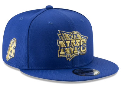 New York Knicks New Era NBA Mishmash 9FIFTY Snapback Cap