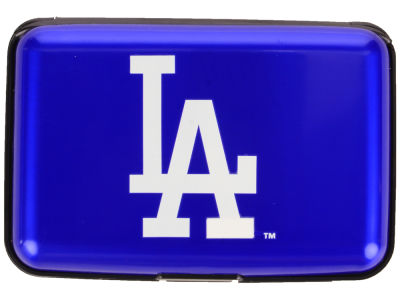 Los Angeles Dodgers Aminco Aluminum Wallet
