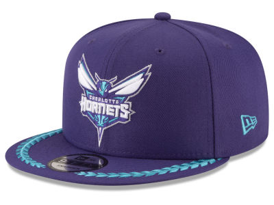 Charlotte Hornets New Era NBA Destroyer 9FIFTY Snapback Cap