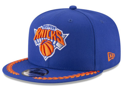 New York Knicks New Era NBA Destroyer 9FIFTY Snapback Cap