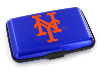 New York Mets Aminco Aluminum Wallet