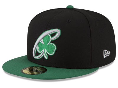 Boston Celtics New Era NBA Dark City Combo 59FIFTY Cap