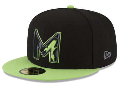 Minnesota Timberwolves New Era NBA Dark City Combo 59FIFTY Cap