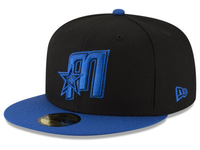 Orlando Magic New Era NBA Dark City Combo 59FIFTY Cap