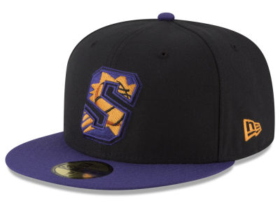 Phoenix Suns New Era NBA Dark City Combo 59FIFTY Cap