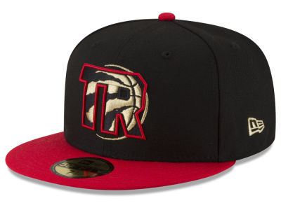 Toronto Raptors New Era NBA Dark City Combo 59FIFTY Cap