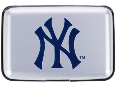 New York Yankees Aminco Aluminum Wallet