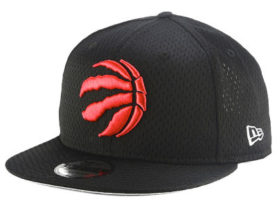 Toronto Raptors New Era NBA Jock Tag 9FIFTY Snapback Cap