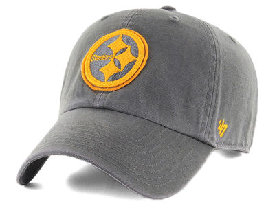 Pittsburgh Steelers '47 NFL '47 Chainlink CLEAN UP Cap