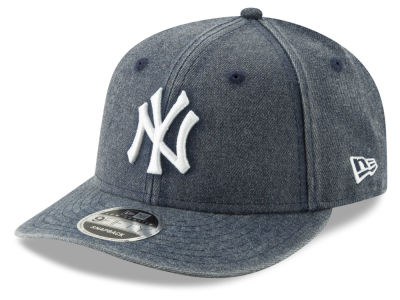 New York Yankees New Era MLB Heathered Hit Low Profile 9FIFTY Snapback Cap