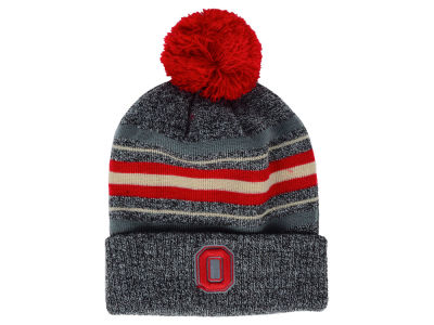 Ohio State Buckeyes Top of the World NCAA Sockhop Pom Knit