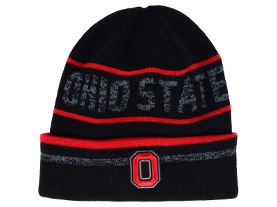 Ohio State Buckeyes Top of the World NCAA Effect Cuff Knit