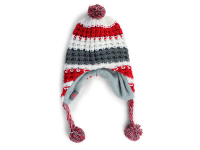 Ohio State Buckeyes Top of the World NCAA Boppy Knit