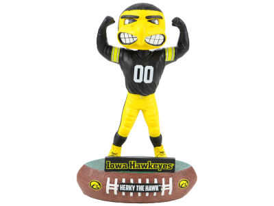 Iowa Hawkeyes Forever Collectibles Baller Bobblehead