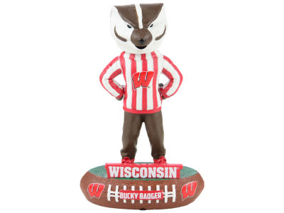 Wisconsin Badgers Forever Collectibles Baller Bobblehead