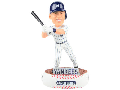 New York Yankees Aaron Judge Forever Collectibles Baller Bobblehead