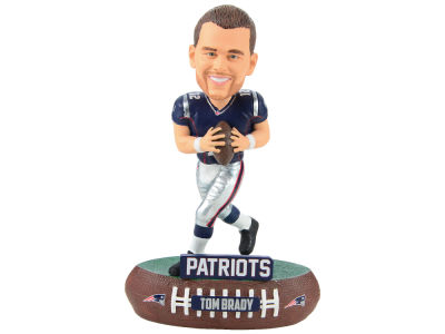 New England Patriots Tom Brady Forever Collectibles Baller Bobblehead