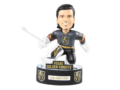 Vegas Golden Knights Marc-Andre Fleury Forever Collectibles Baller Bobblehead