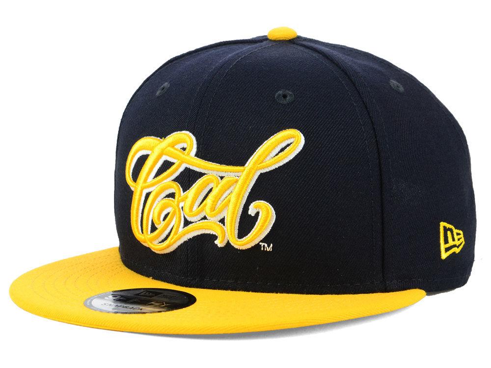 huge discount 34aa0 1dd97 new zealand california golden bears new era ncaa mister cartoon 9fifty  snapback cap a8500 27318