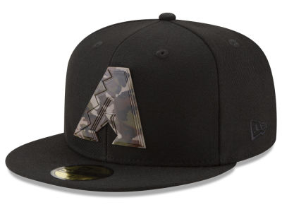 Arizona Diamondbacks New Era MLB Camo Capped 59FIFTY Cap