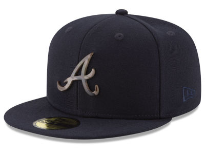 Atlanta Braves New Era MLB Camo Capped 59FIFTY Cap