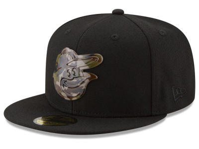 Baltimore Orioles New Era MLB Camo Capped 59FIFTY Cap