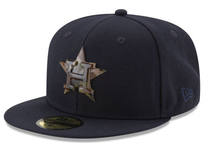 Houston Astros New Era MLB Camo Capped 59FIFTY Cap