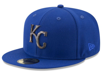 Kansas City Royals New Era MLB Camo Capped 59FIFTY Cap