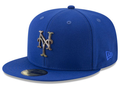 New York Mets New Era MLB Camo Capped 59FIFTY Cap