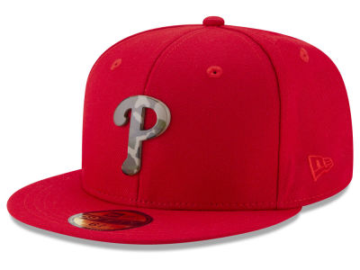 Philadelphia Phillies New Era MLB Camo Capped 59FIFTY Cap