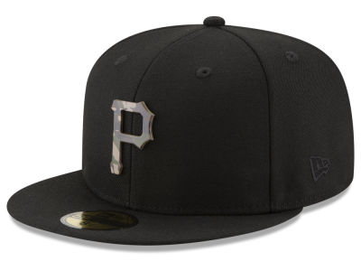 Pittsburgh Pirates New Era MLB Camo Capped 59FIFTY Cap